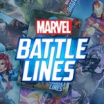 1532 Marvel Battle Lines 604