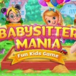 Babysitter Mania Kids Game 3556