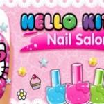 Hello Kitty Nail Salon1 535