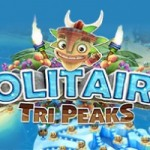Solitaire TriPeaks 2933