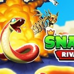 Featured Snake Rivals – New Multiplayer Games