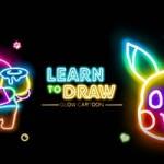 Free 151 com.colorjoy.Learn .to .draw .glow .cartoon
