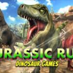 Jurassic Run Dinosaur Games 1296