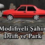 Modifiyeli C59Eahin Drift ve Park 960