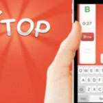 Stop Categories Word Game 884