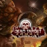 Tile DEAD TARGET Zombie 3591